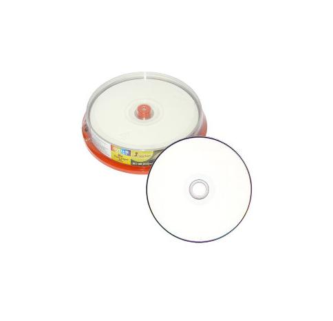 SMART TRACK DVD+R 8X DUAL LAYER INKJET PRINT 10шт в пласт.б.