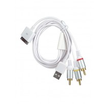 OXION АДАПТЕР (ADP006) iPhone4/4S/30PIN(M)-USB/3RC...